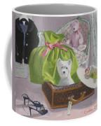 The Party Dress Coffee Mug