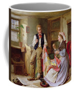 The Patchwork Quilt Coffee Mug
