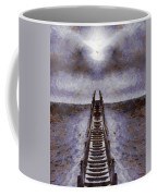 The Path To Heaven Coffee Mug by Dan Sproul