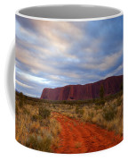The Path To Red Coffee Mug