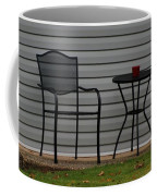 The Patio In Living Color Coffee Mug