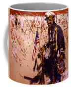 Use 2b So Ez - The Patriot Coffee Mug