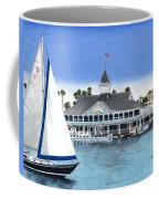 The Pavilion Coffee Mug