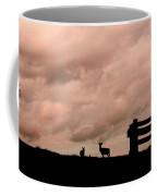 Nature The Peace Of Dusk Coffee Mug