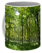 The Peaceful Forest  Coffee Mug