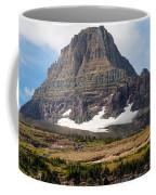 The Peak At Logans Pass Coffee Mug