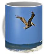 The Pelican And The Sea Coffee Mug
