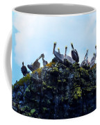 The Pelican Dance Coffee Mug