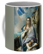 The Penitent Mary Magdalene Coffee Mug