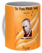 The Penny Whistle Song Coffee Mug
