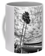 The People Are The City Palm Springs City Hall Coffee Mug