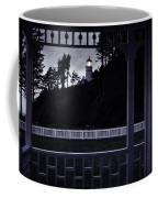The Perfect Frame For The Heceta Lighthouse Coffee Mug