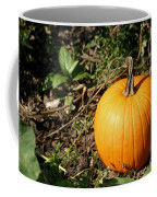 The Perfect Pumpkin In The Patch Coffee Mug