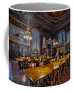 The Periodicals Room At The New York Public Library Coffee Mug
