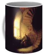 The Philosopher In Meditation Coffee Mug