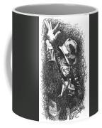 The Piano Has Been Drinking Coffee Mug