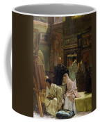 The Picture Gallery, 1874 Coffee Mug