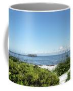 The Pier At Anna Maria Coffee Mug