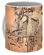 The Pig Sty Coffee Mug
