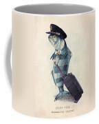 The Pilot Coffee Mug