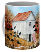 The Pink Door Coffee Mug