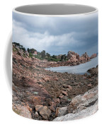 The Pink Granite Coast Brittany Coffee Mug