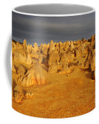 The Pinnacles 4 Coffee Mug