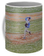 The Pitcher Digital Art Coffee Mug by Thomas Woolworth