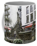 The Pixie Fountain Cologne Germany Coffee Mug