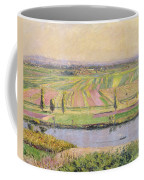 The Plain Of Gennevilliers From The Hills Of Argenteuil Coffee Mug