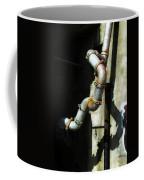The Planning Department's Sewage Pipe Coffee Mug