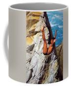 The Plunge   Coffee Mug