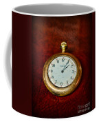 The Pocket Watch Coffee Mug by Paul Ward