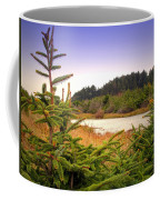 The Pond In The Forest Coffee Mug