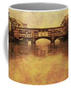 The Ponte Vecchio In Florence Italy Coffee Mug