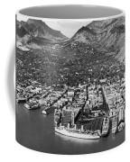 The Port Of Honolulu Coffee Mug