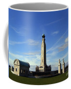 The Portsmouth Naval Memorial Southsea Coffee Mug
