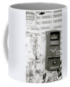 The Postal Service Coffee Mug
