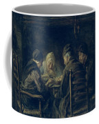 The Potato Eaters, 1902 Coffee Mug