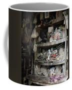 The Potter's Workshop Coffee Mug by Shaun Higson