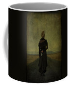 The Power Of Goodbye Coffee Mug by Evelina Kremsdorf