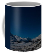 The Presence Of Absolute Silence Coffee Mug by Priska Wettstein