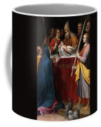 The Presentation In The Temple Coffee Mug