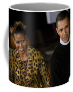 The President And First Lady Coffee Mug