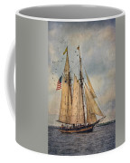 The Pride Of Baltimore II Coffee Mug