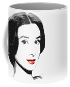 The Princess Of Beauty Coffee Mug