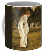 The Princess Tied To A Tree Coffee Mug by Sir Edward Coley Burne-Jones