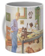 The Print Room, Pub. In Lasst Licht Coffee Mug