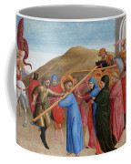 The Procession To Calvary Coffee Mug