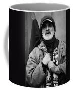 The Protester Coffee Mug